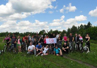 Велопрогулянка з EGO Club