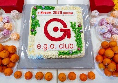 Новий 2020 рік з Ego Сlub